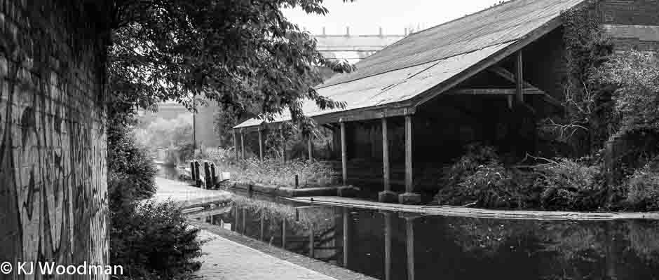 Exploring Eastside: the Digbeth Branch Canal