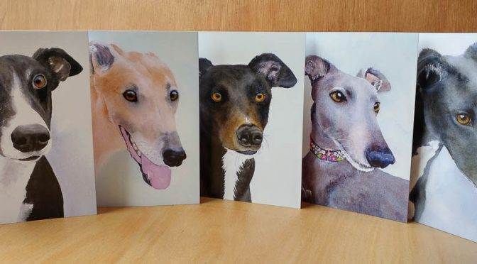 Cards to help home hounds